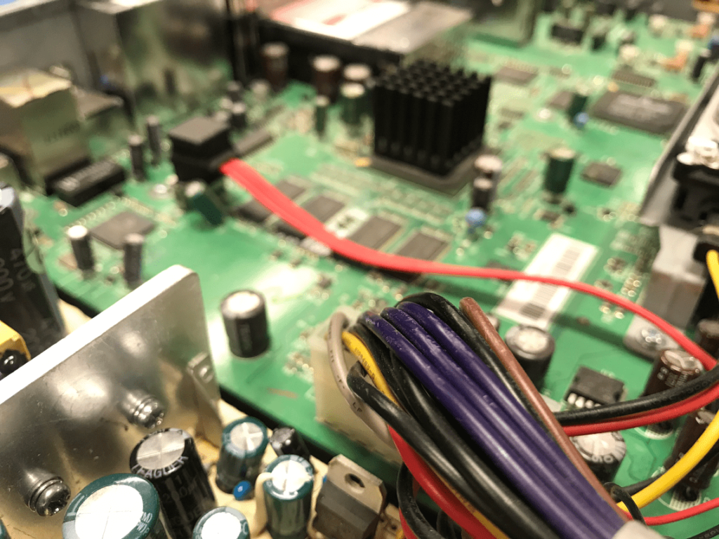 We repair power supplies
